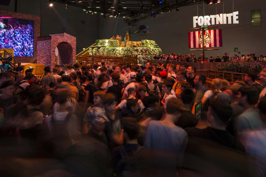 Gamescom 2020 Fortnite