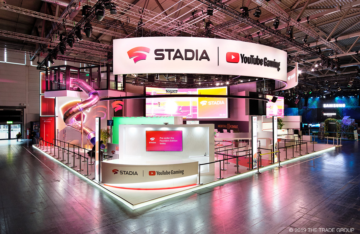 Google Stadia launches November in 14 countries - Polygon